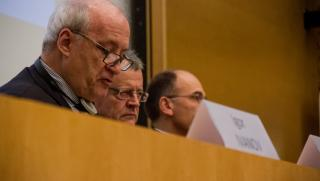 Hubert Védrine, ancien ministre, fondateur et associé de Hubert Védrine conseil