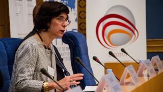 Florence Mangin, directrice de l'Europe continentale au ministère des Affaires étrangères et du Développement international