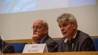 Alain Richard, ancien ministre, sénateur du Val-d'Oise