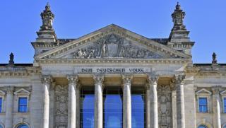 Reichstag, Berlin © Waldteufel