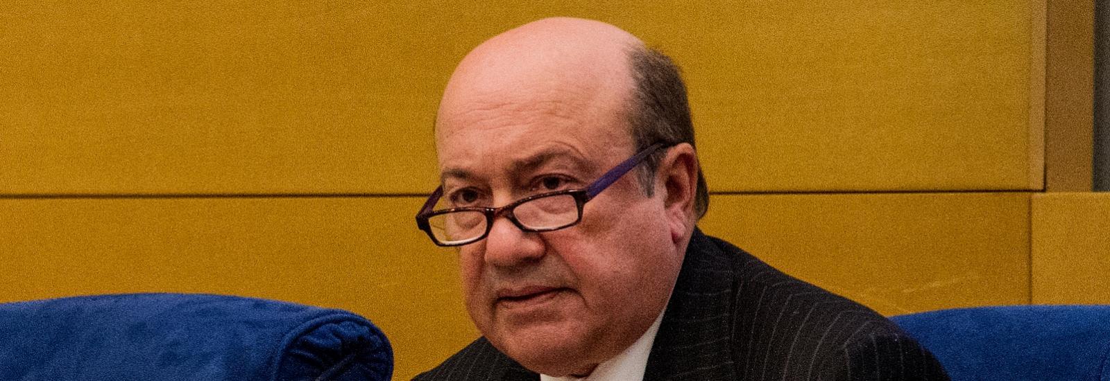 Igor Ivanov, ancien ministre, président du Conseil russe pour les Affaires internationales (RIAC)