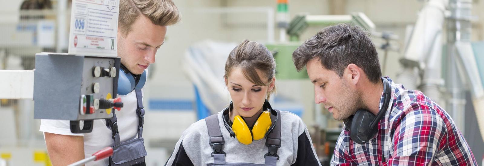 © Atelier 211 - L'Erasmus des apprentis offre la possibilité aux « étudiants des métiers » d'accomplir une mobilité longue.