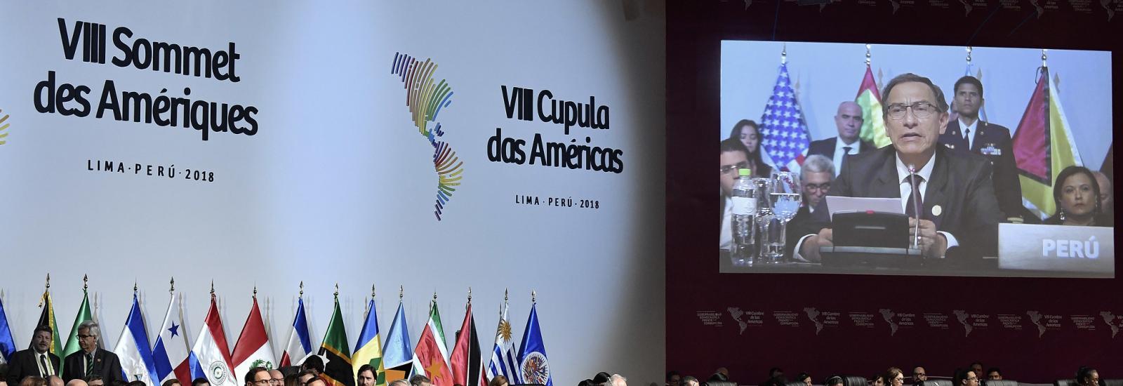 © Ministerio de Relaciones Exteriores del Perú