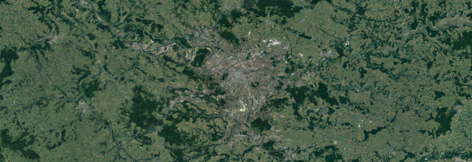 ©2017 Landsat/Copernicus. Données cartographiques Google